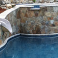 Pool installation - completed