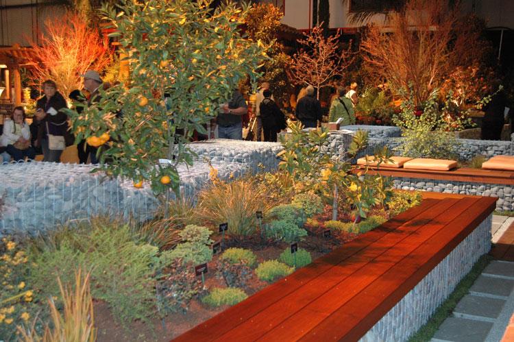 ... San Francisco Garden Show 2011 ...